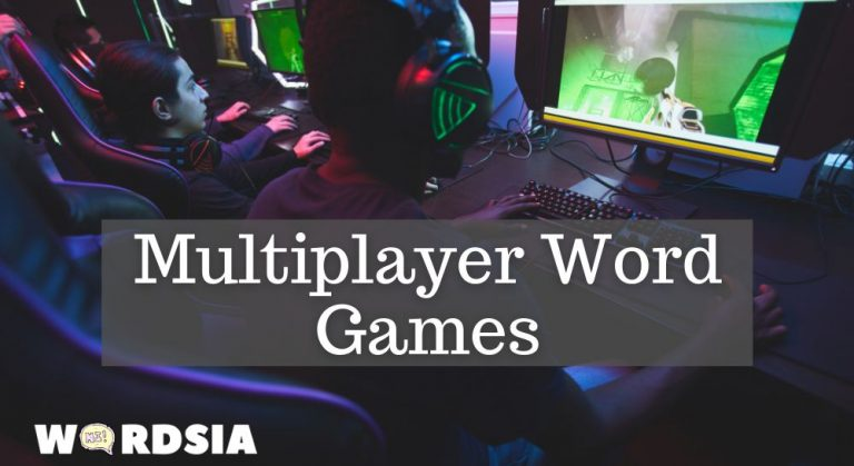 Multiplayer Word Games